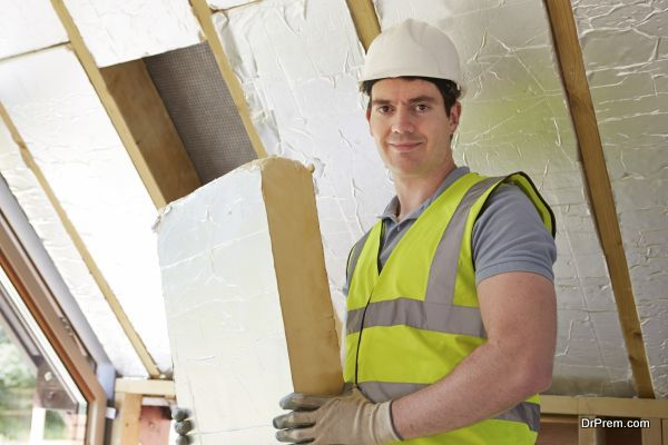 Better Insulate Your Home