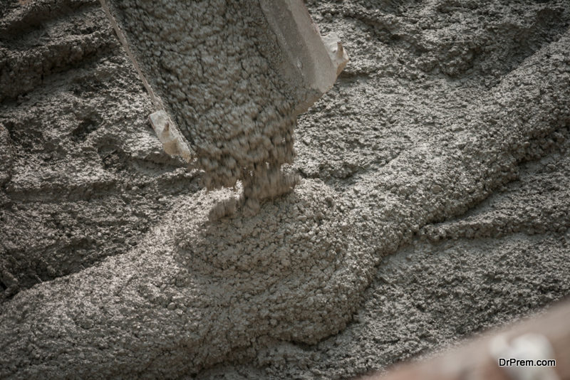 Concrete-Foundation