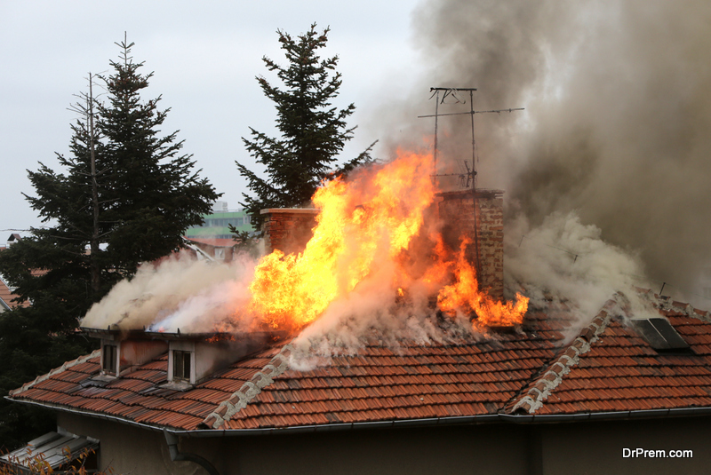 Prevent Winter House Fires