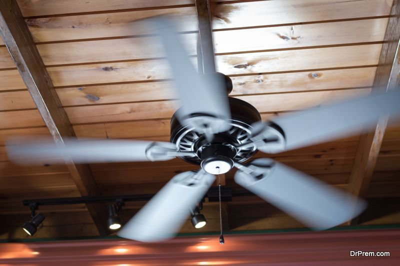 Number of fan blades
