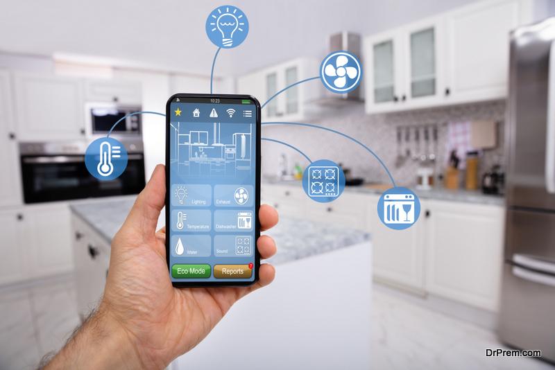 future smart home