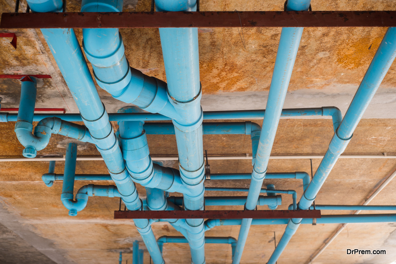 popular types of plumbing pipes used in construction