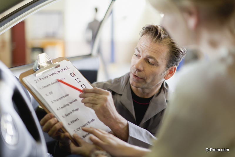 Vehicle Checkup