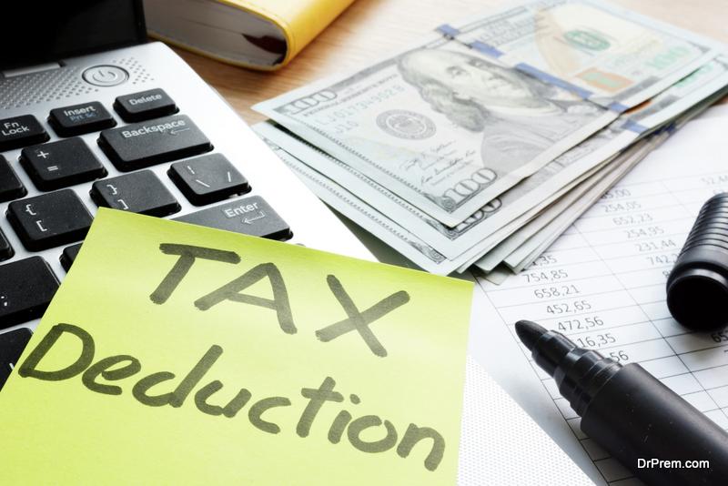 tax portion