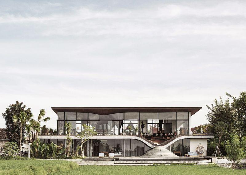 House O, Alexis Dornier,Ubud