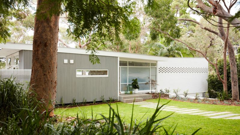 Mid-Century Home Makeover, 8 Squared, Sydney
