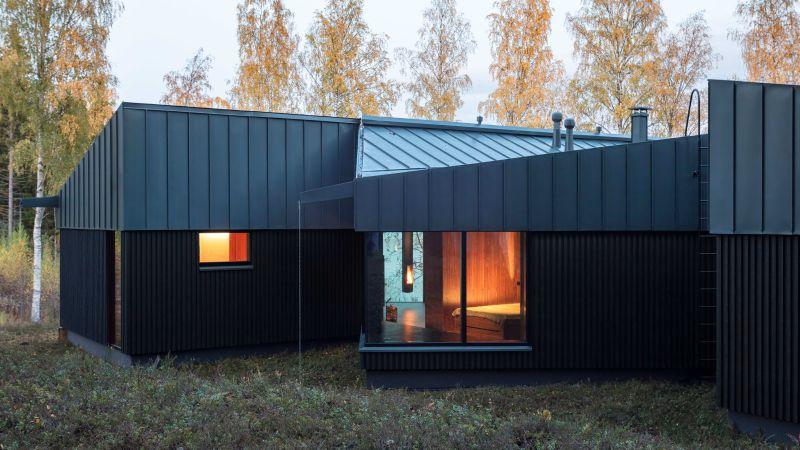 Three Square House, Studio Puisto, Southern Savonia, Finnish