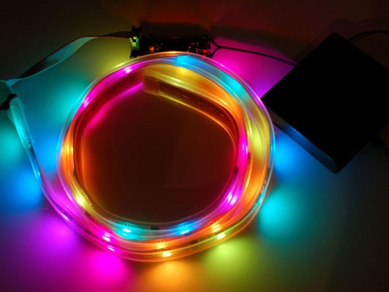 programmable-LED