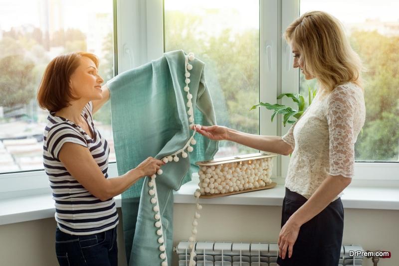 Buy fabrics first