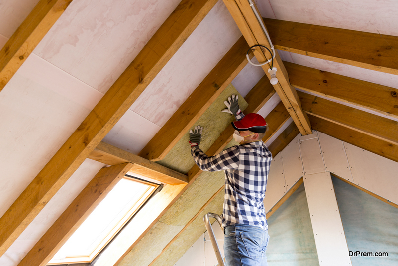 Insulating Your Roof