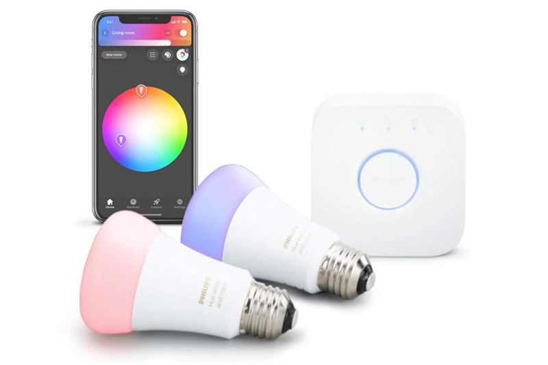 Philips Hue lights