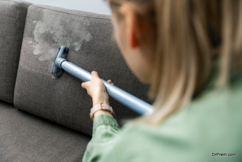 opt for steam cleaning
