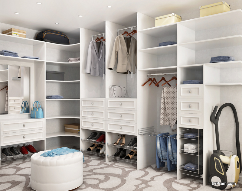 Benefits of Having Fitted Wardrobes at Your Home