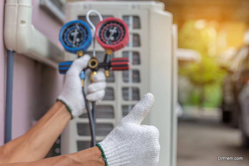 Frisco TX AC Repairs