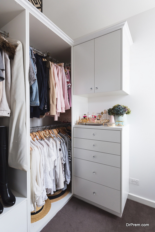 Wardrobe that Suits your Needs