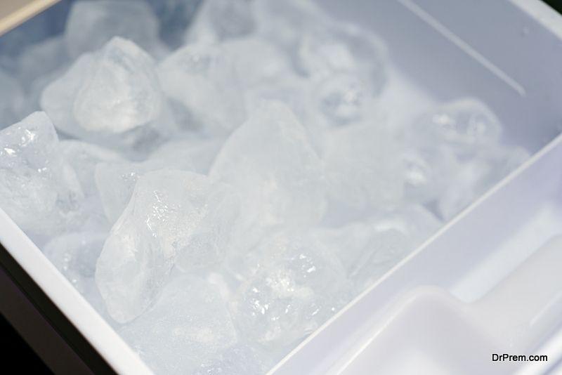 freezer uses a lot of energy to freeze