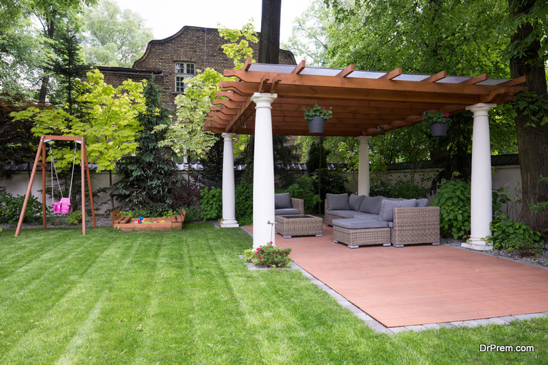 New Pergola for your Home
