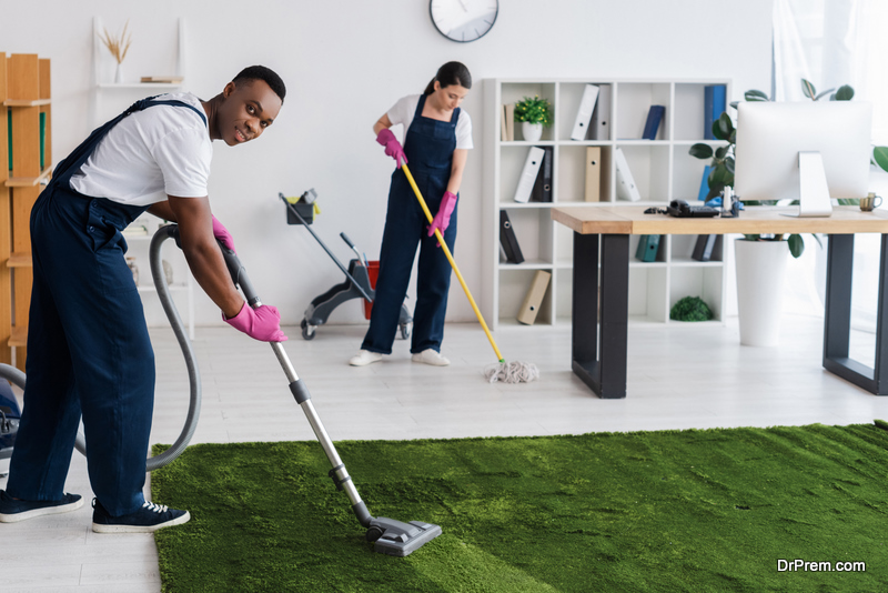 Types of Commercial Cleaning Services