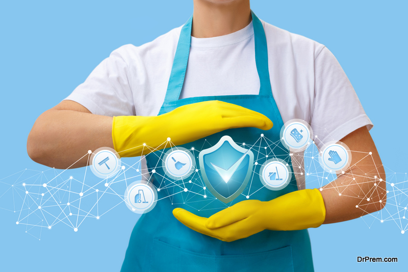 Hiring Professional Home Cleaning Services