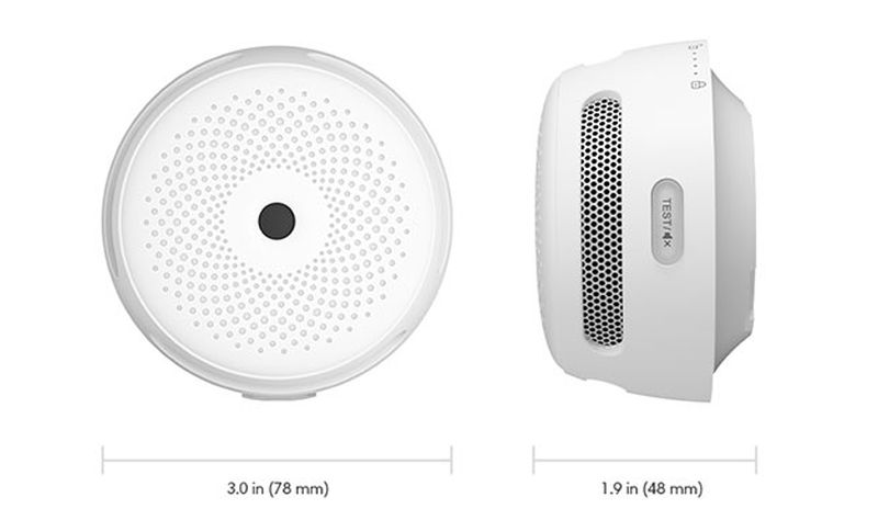 Specifications of X-sense XS01-WR