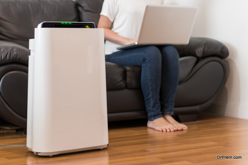 Air-Purifier-in-the-room