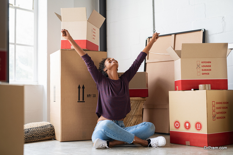 House Moving Without Any Problem