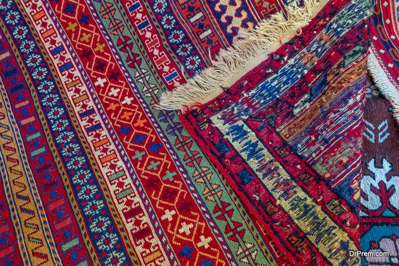Identify a Genuine Persian Carpet