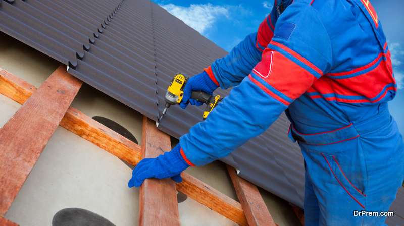 It's the Time to Replace Your Roof