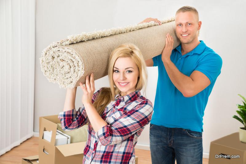 Replacing Carpets
