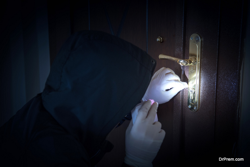 Risk of Burglary
