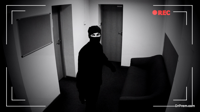 Your Home at Risk of Being Targeted by a Burglar