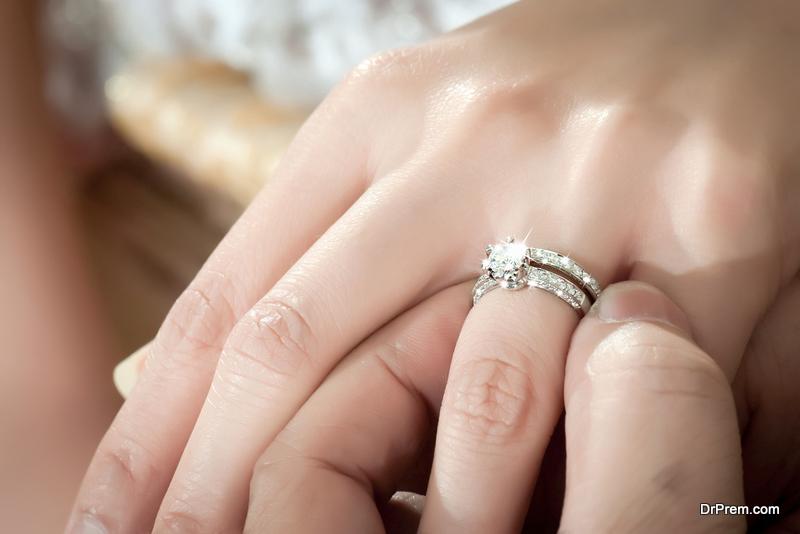 Lab Diamond Rings