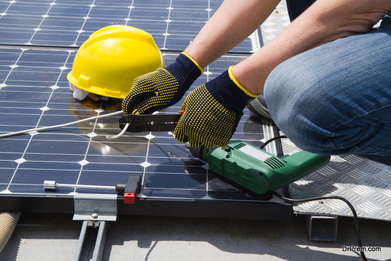 Townhome Solar Project