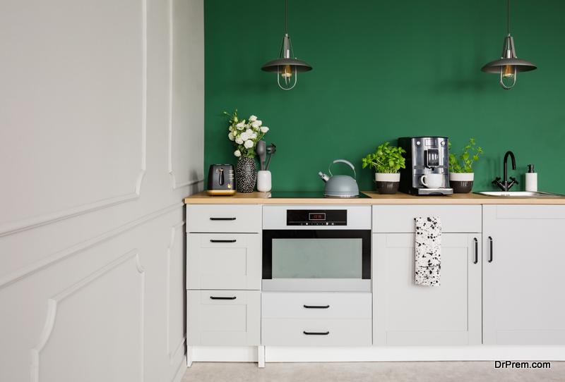 2021 Kitchen Colors