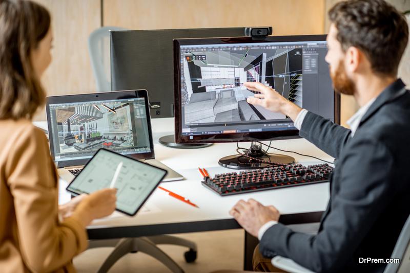 3D Technologies Make Your Interior Design Dreams Come True