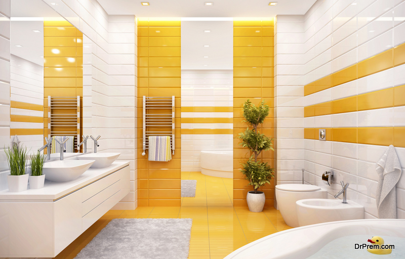 Create a Calming Bathroom at Your Home