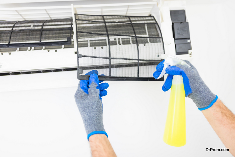 Fixing and Repairing Your Meridian ID Air Duct and Cooling Units
