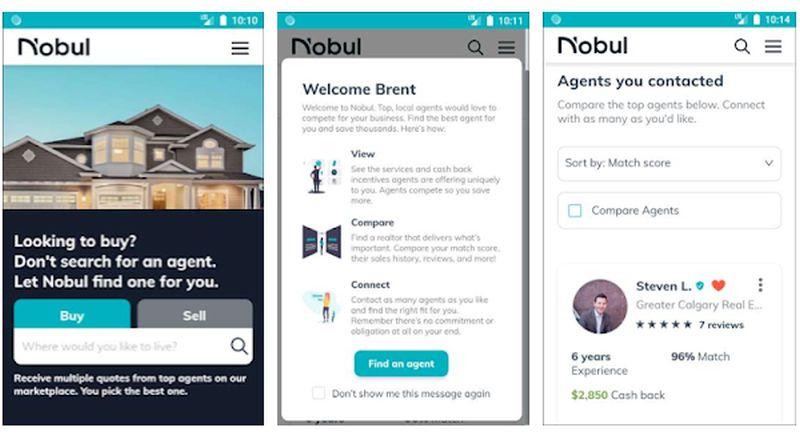 Nobul app
