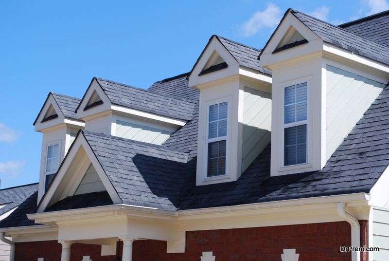 Roofing material is durable