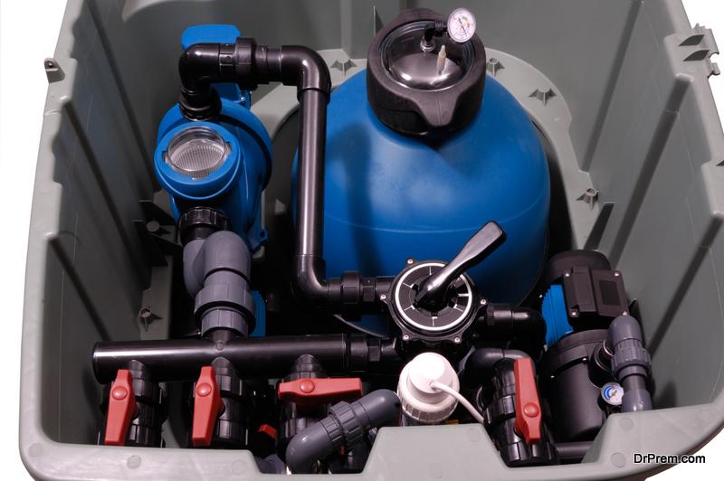 a Pool Pump