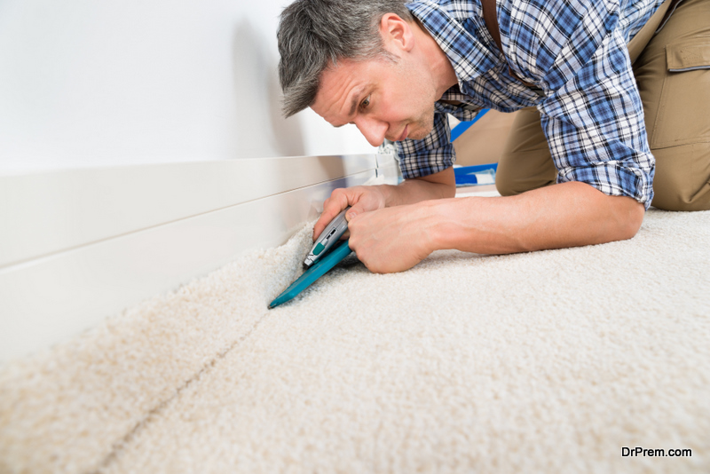 Advantages of Installing a Carpet