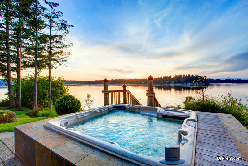 Benefits of an Outdoor Hot TubSpa