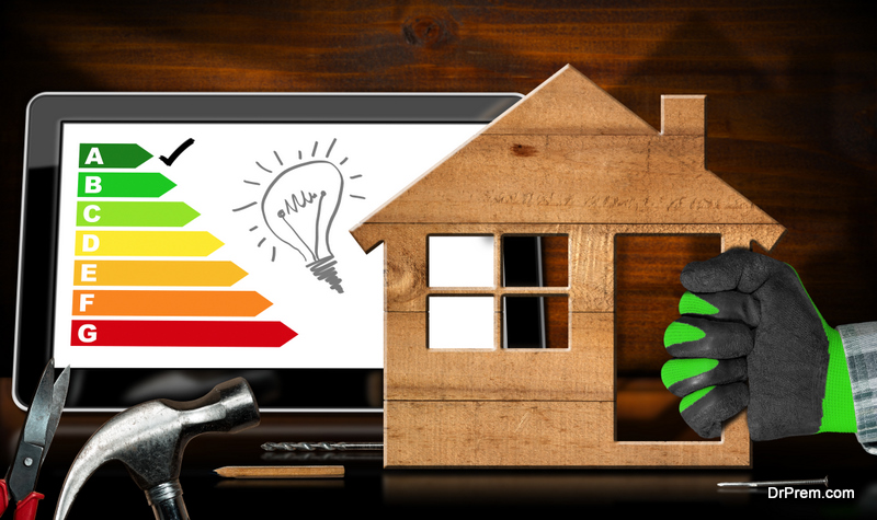 Want an Energy Efficient Home