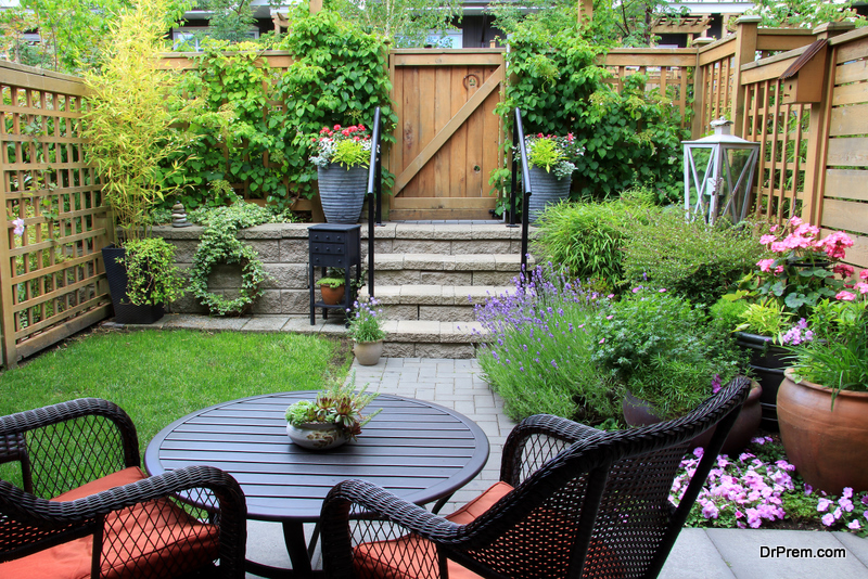 Add Privacy to Your Backyard