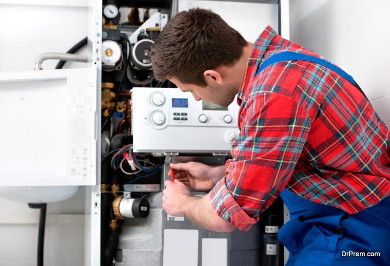 Basics of Boiler Installation at Home