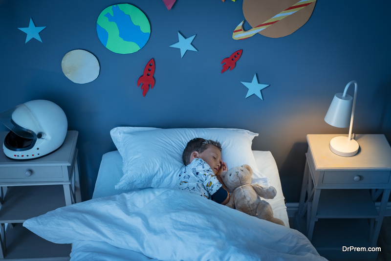 Decorating a Lively Kids' Bedroom