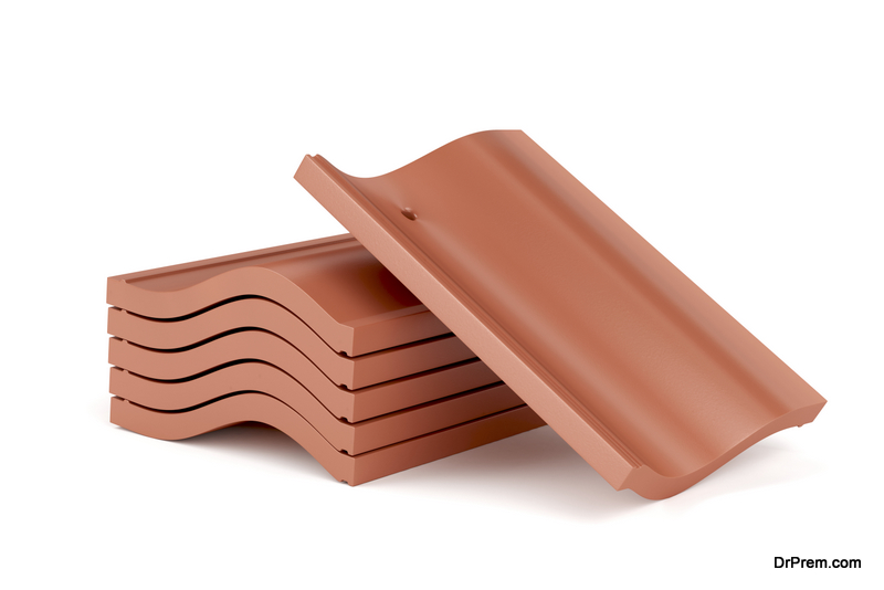 Modern Home Residential Roofing Materials