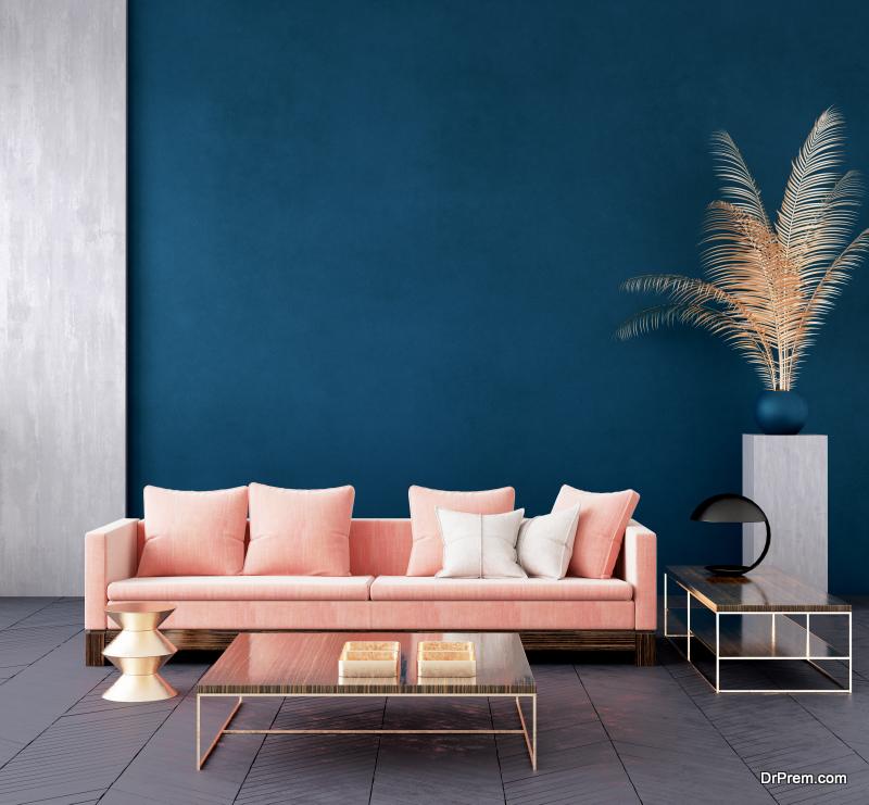 minimalistic design scheme