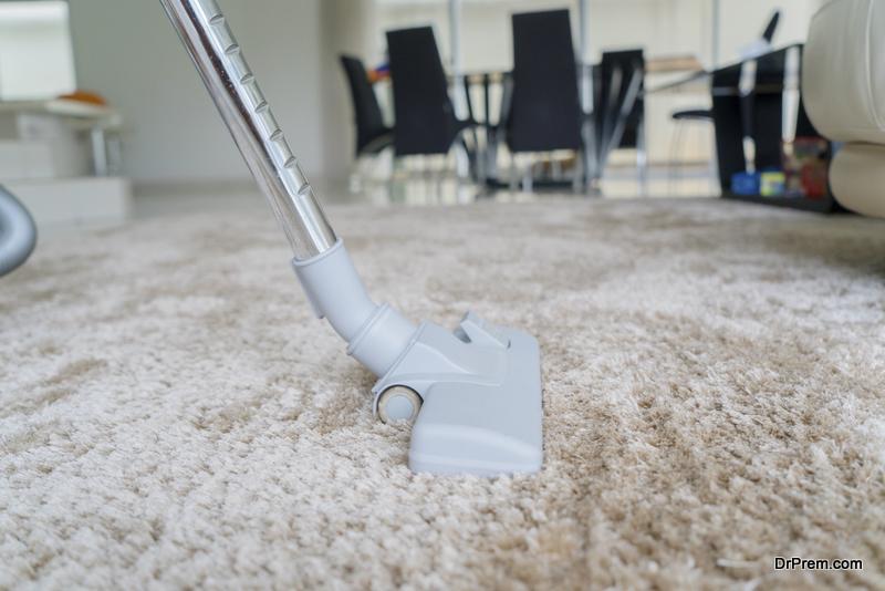 Natural Carpet Care andMaintenance