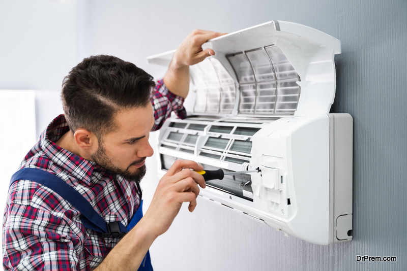 Tinkering with your Air Conditioner